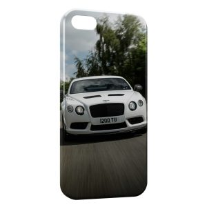Coque iPhone 5C Bentley Continental GT3-R 2015 Voiture