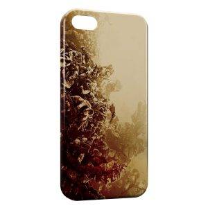 Coque iPhone 5C Binary Domain Gear of War