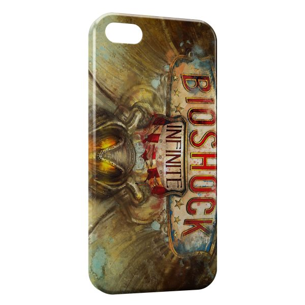Coque iPhone 5C BioShock Infinite Game