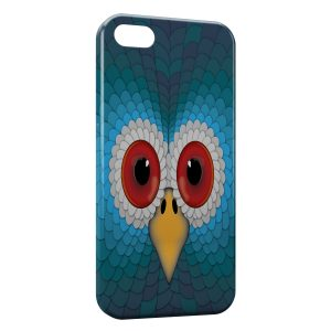 Coque iPhone 5C Bird Face