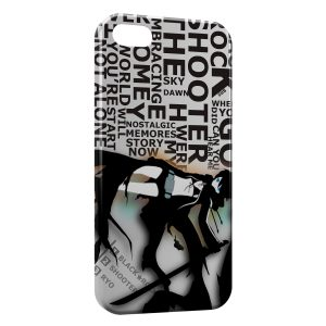 Coque iPhone 5C Black Rock Shooter
