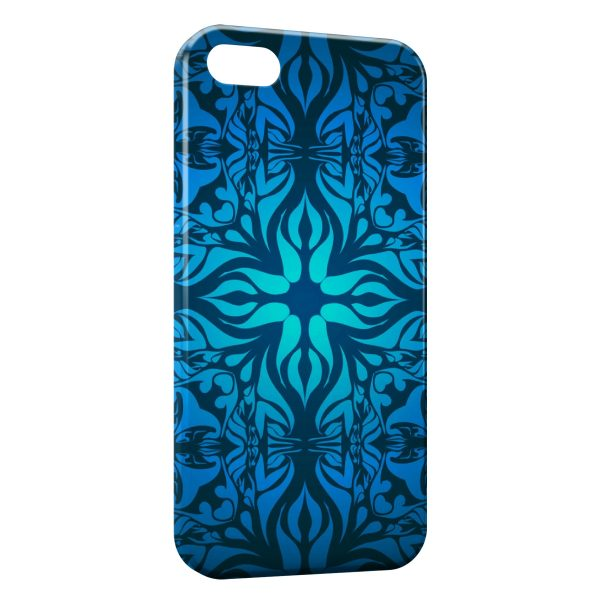 Coque iPhone 5C Blue Style Effects