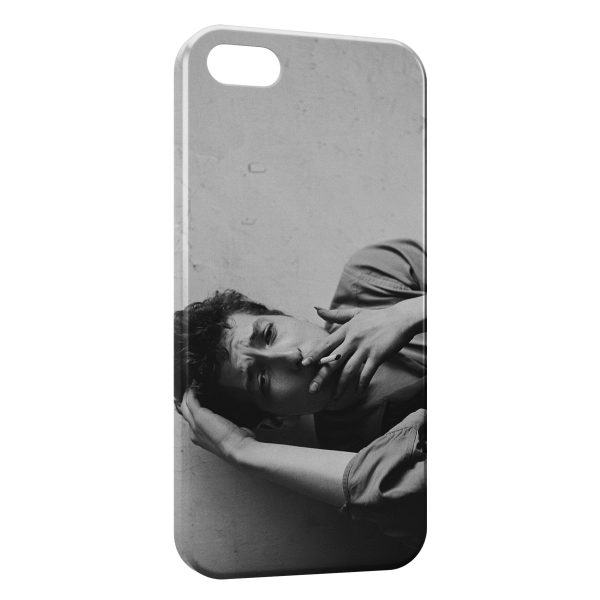 Coque iPhone 5C Bob Dylan
