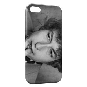 Coque iPhone 5C Bob Dylan Vintage Photo