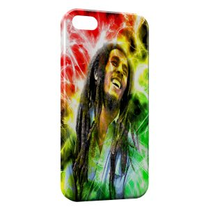 Coque iPhone 5C Bob Marley
