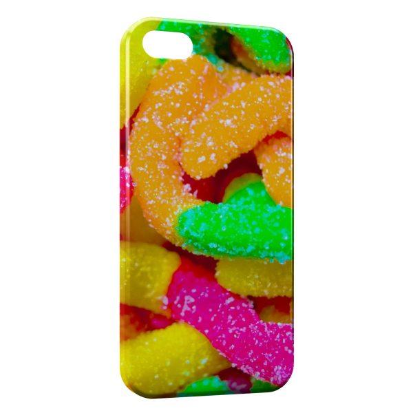 Coque iPhone 5C Bonbon Sugar