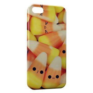 Coque iPhone 5C Bonbons Mignons