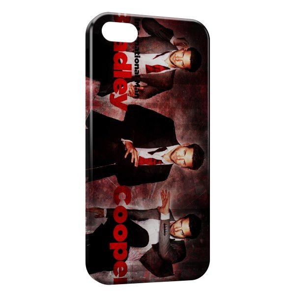 Coque iPhone 5C Bradley Cooper 2