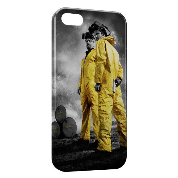 Coque iPhone 5C Breaking Bad