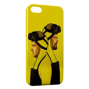 Coque iPhone 5C Breaking Bad Working