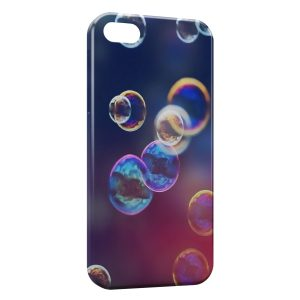 Coque iPhone 5C Bubbles