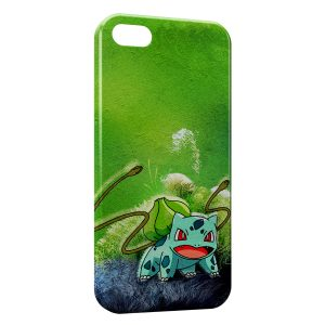 Coque iPhone 5C Bulbizarre Pokemon 2