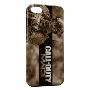 Coque iPhone 5C Call Of Duty MW3