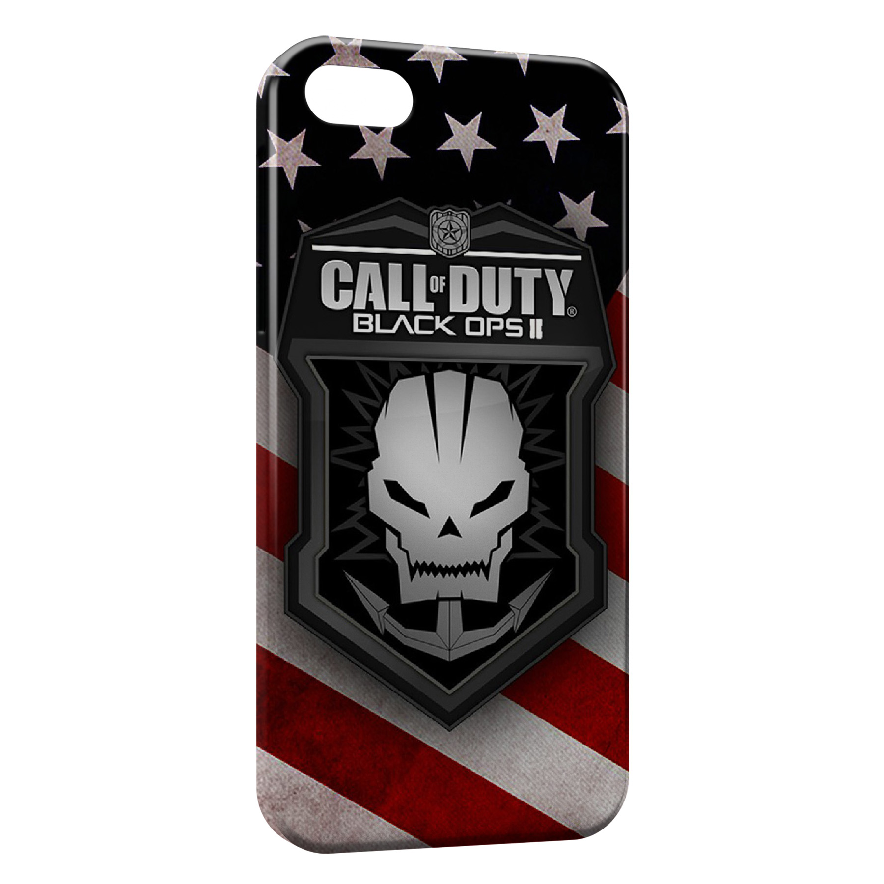 Coque iPhone 5C Call of Duty 2
