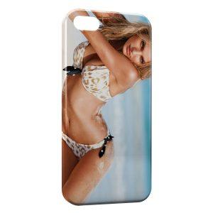 Coque iPhone 5C Candice Swanepoel