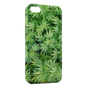 Coque iPhone 5C Cannabis Weed