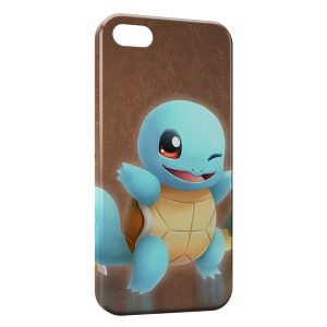 Coque iPhone 5C Carapuce Pokemon