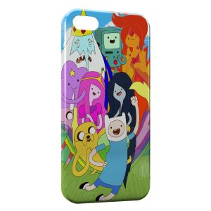 Coque iPhone 5C Cartoon Color