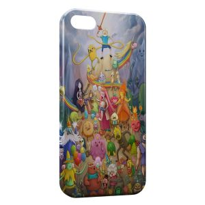 Coque iPhone 5C Cartoon Story