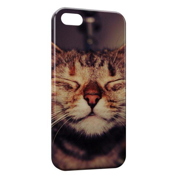 Coque iPhone 5C Chat Mignon 3