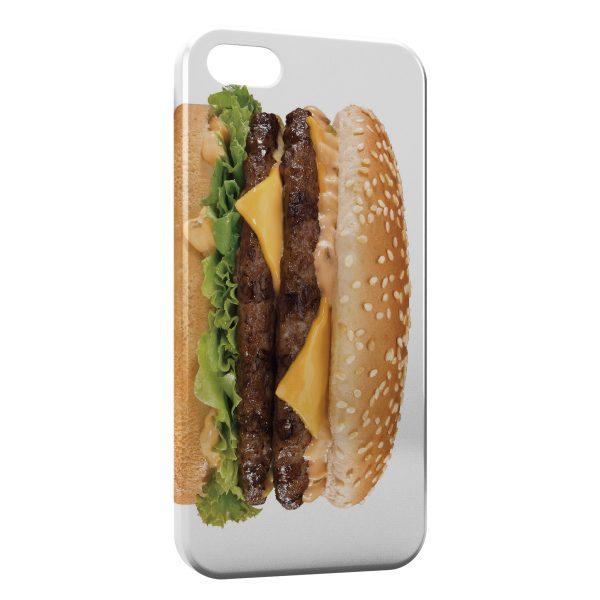 Coque iPhone 5C Cheeseburger