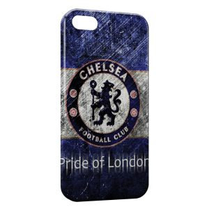 Coque iPhone 5C Chelsea FC Pride of London