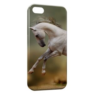 Coque iPhone 5C Cheval