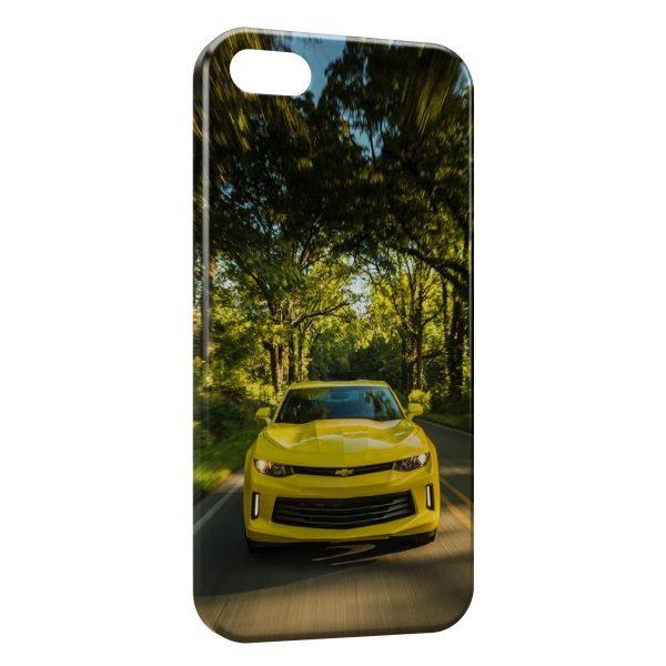 Coque iPhone 5C Chevrolet Voiture