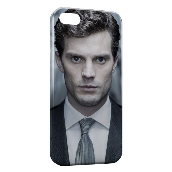 Coque iPhone 5C Christian Grey 50 Nuances de Grey 2