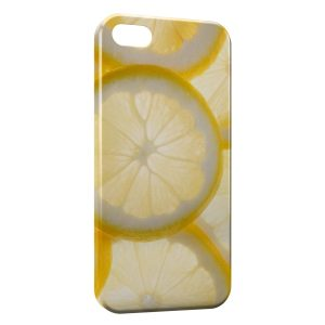 Coque iPhone 5C Citron Lemon