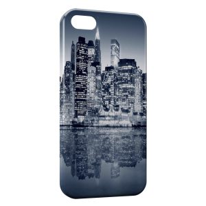 Coque iPhone 5C City & Water