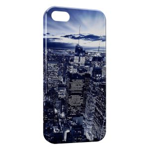 Coque iPhone 5C City & the Sky