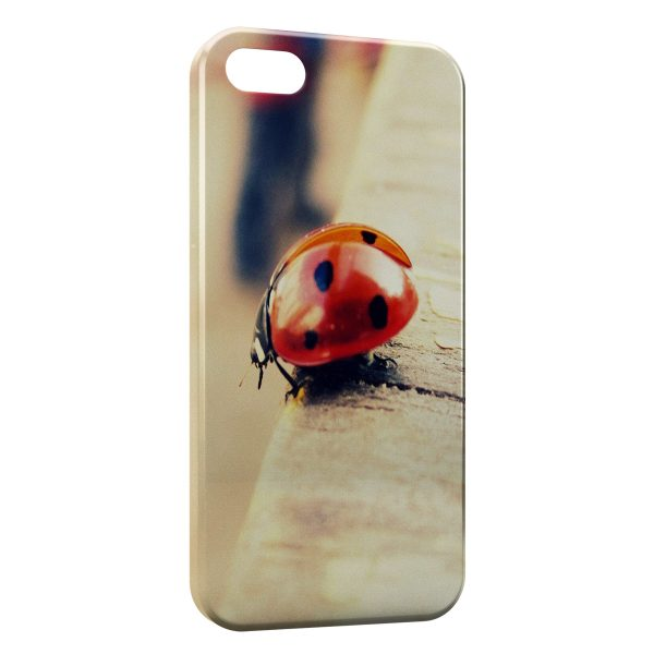 Coque iPhone 5C Coccinelle 2