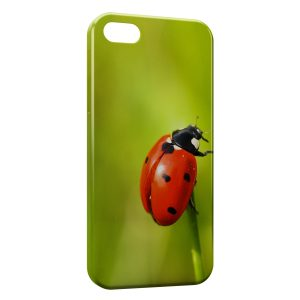 Coque iPhone 5C Coccinelle