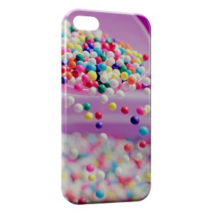 Coque iPhone 5C Colorful Candy Ball