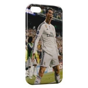 Coque iPhone 5C Cristiano Ronaldo 10
