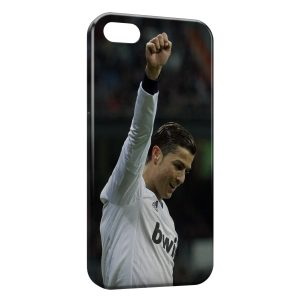 Coque iPhone 5C Cristiano Ronaldo 7