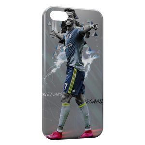 Coque iPhone 5C Cristiano Ronaldo Football 25
