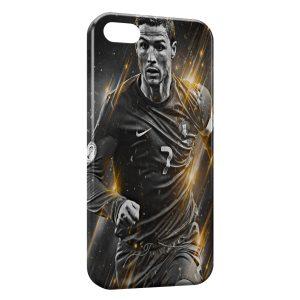 Coque iPhone 5C Cristiano Ronaldo Football 47