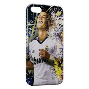 Coque iPhone 5C Cristiano Ronaldo Football 54