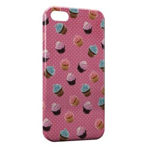 Coque iPhone 5C CupCake Art