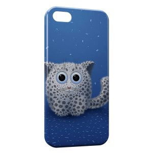 Coque iPhone 5C Cute Cat