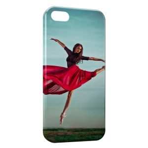 Coque iPhone 5C Danseuse