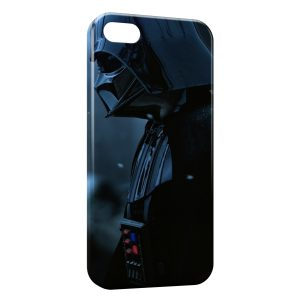 Coque iPhone 5C Dark Vador Black Star Wars