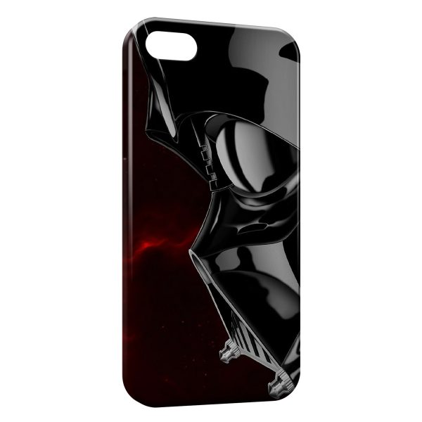 Coque iPhone 5C Dark Vador Star Wars Graphic Art 3