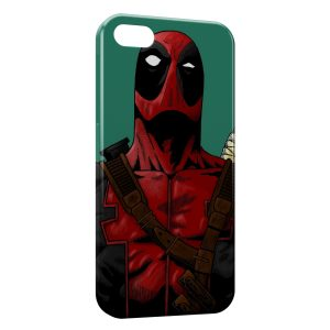 Coque iPhone 5C Deadpool 2