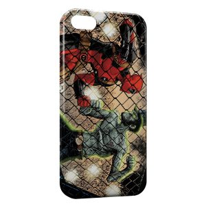 Coque iPhone 5C Deadpool