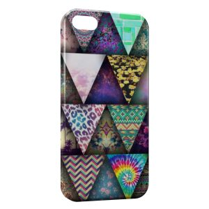 Coque iPhone 5C Design Style Art 16
