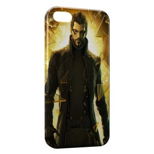 Coque iPhone 5C Deus Ex Human Revolution Game