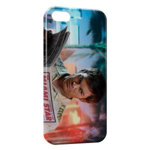 Coque iPhone 5C Dexter 2